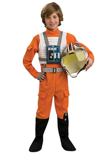 Kid's X-Wing Pilot Costume